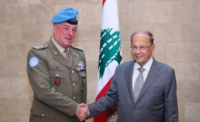 Lübnan Cumhurbaşkanı'ndan istikrar vurgusu
