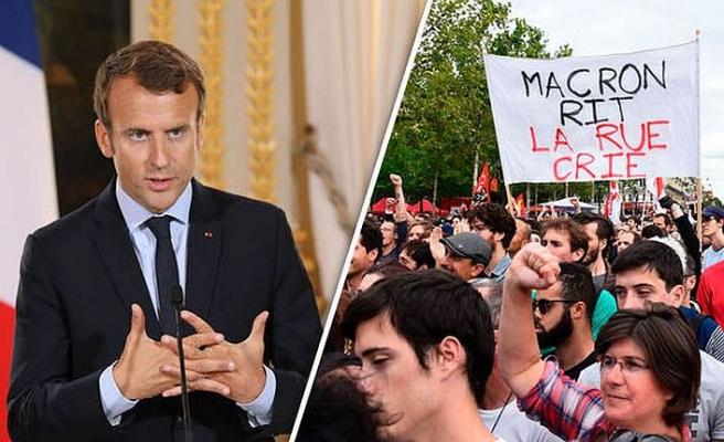 Fransa'da Macron özür dileyecek iddiası