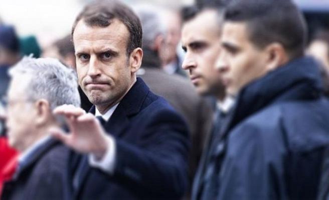 Macron'un verdiği sözlerin maliyeti belli oldu