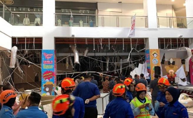 Malezya'da alışveriş merkezinde gaz patlaması, 3 ölü
