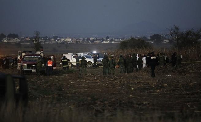 Meksika'daki kaza araştırılıyor, ABD'li ekibe davet