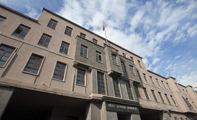Milli Savunma Bakanlığından 'Münbiç' açıklaması