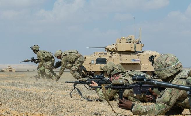 Mısır ile Ürdün'den ortak askeri tatbikat