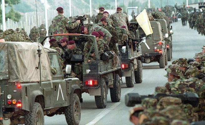 NATO, Kosova Ordusu için