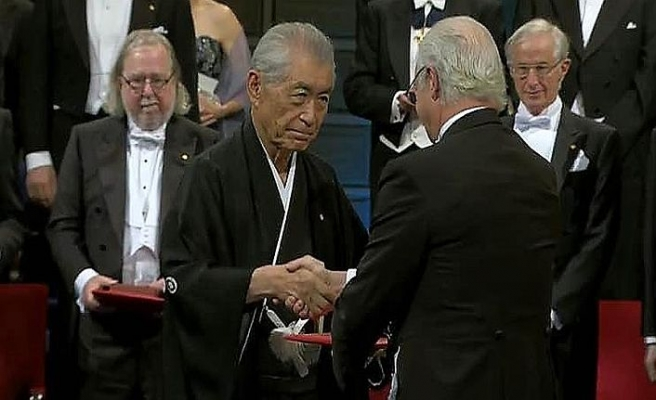 2018 Nobel Ödülleri sahiplerine verildi