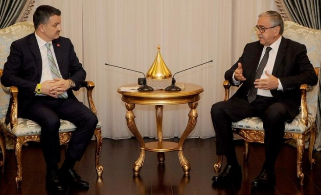 Pakdemirli: Kıbrıslı Türklerinin her zaman yanındayız
