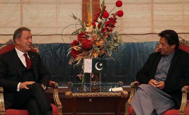 Pakistan Başbakanı Han: Türkiye'nin katettiği ilerlemeye hayranız