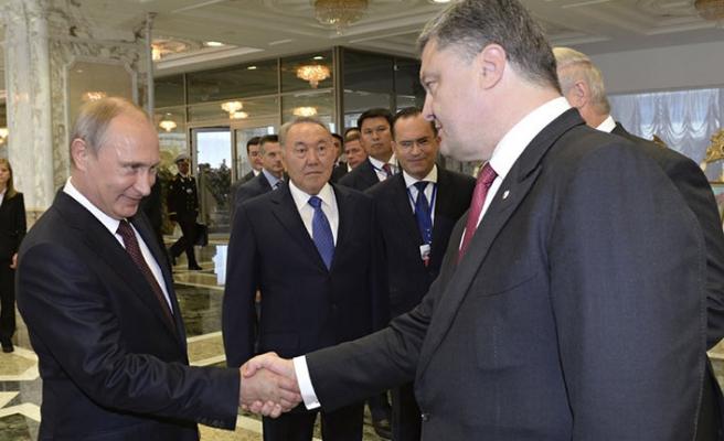 """Poroşenko'dan """"Rusya'yı cezalandırın"""" çağrısı"""