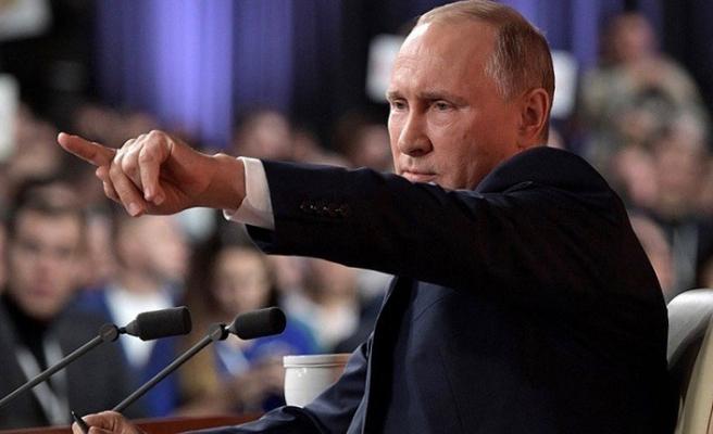 Putin'den ABD'ye anlaşma tepkisi