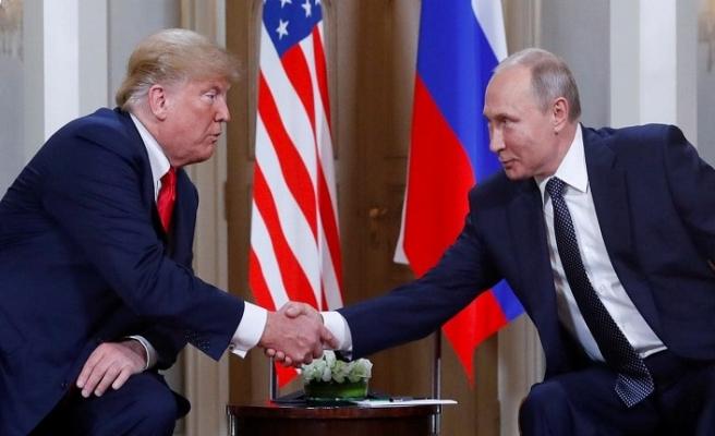 Putin ile Trump arasında gayrı resmi görüşme