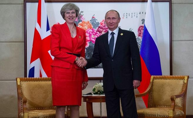 Putin İngiltere ile yeni bir sayfa arayışında