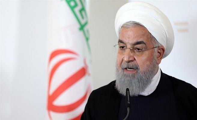 İran Cumhurbaşkanı Ruhani: İki yıl nefes aldık