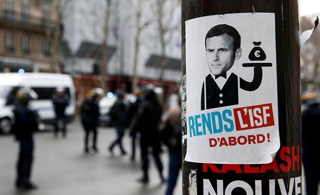 Rusya'dan Fransa'ya sert karşılık