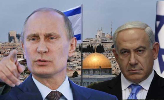 Rusya'dan İsrail'e