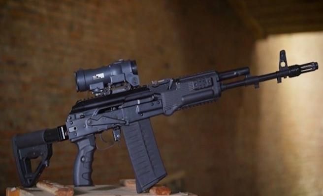 Rusya'nın yeni Kalaşnikovu AK- 308 ABD merceğinde