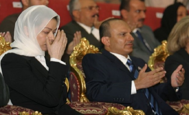 Saddam'ın kızından Iraklılara çağrı