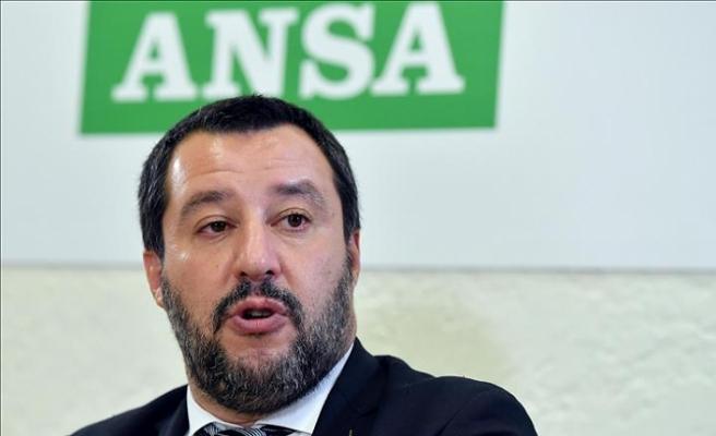 İtalya İçişleri Bakanı Salvini: Avrupa'nın kaybedilen ruhu yeniden canlandırılmalı