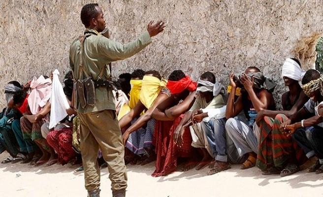 Şebab örgütüne operasyon