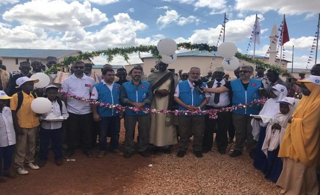 Somalinin yetimlerine eğitim külliyesi açıldı