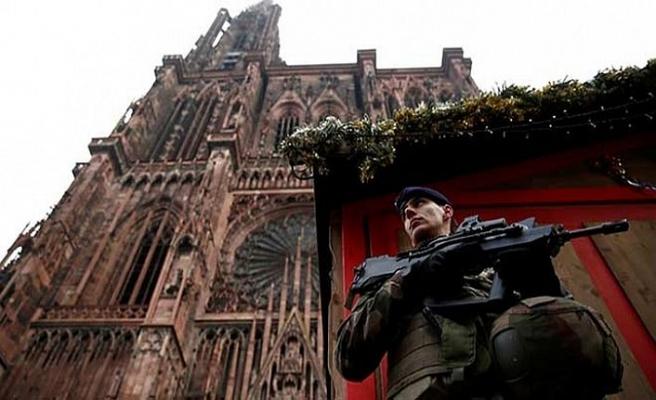 Fransız polisi: Strazburg saldırganı öldürüldü