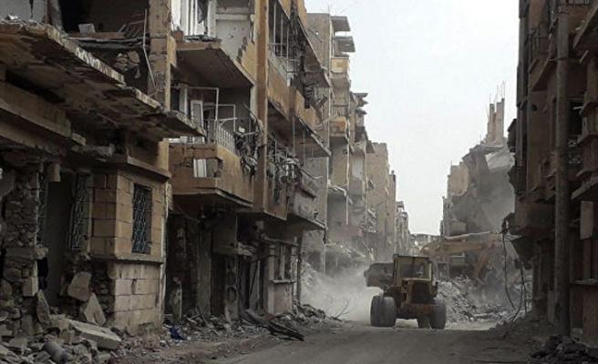 Suriye Demokratik Güçleri'nden Fransa'dan yasak talebi