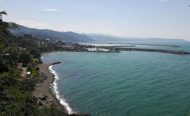 Sürmene'ye deniz üssü kuruluyor