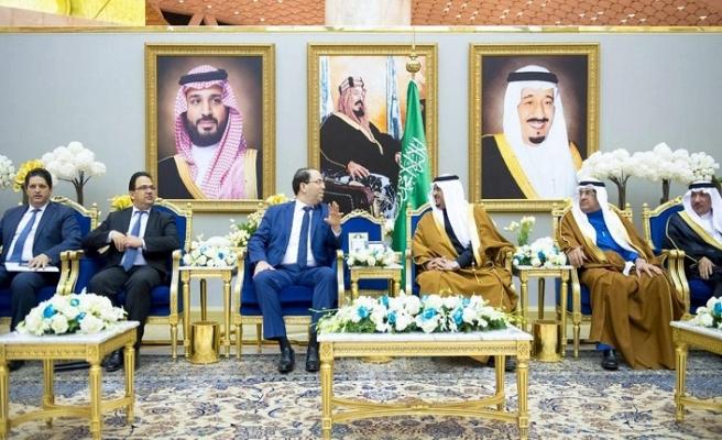 Suudi Arabistan'dan Tunus'a 830 milyon