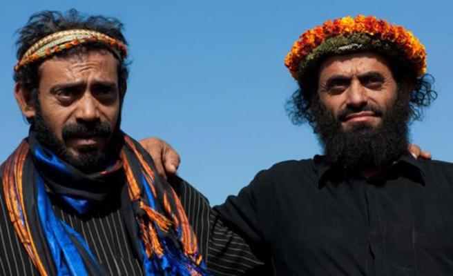 Suudi Arabistan'ın bilinmeyen yüzü: Kahtani Çiçek Adamlar