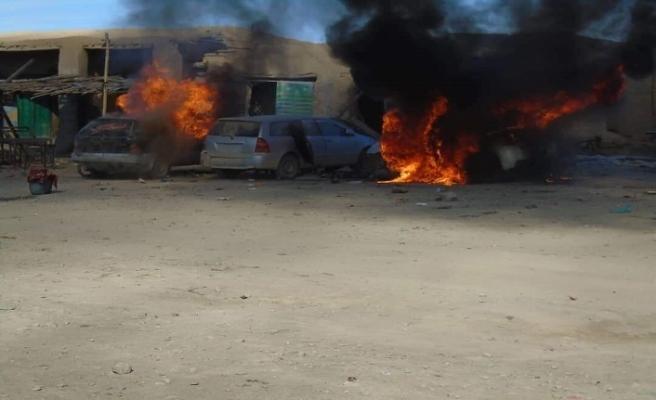 Taliban kendi kendini patlattı, 37 ölü