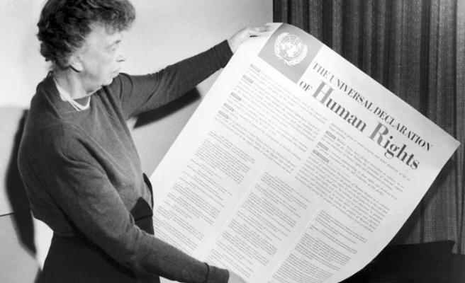 TARİHTE BUGÜN (10 Aralık): İnsan Hakları Beyannamesi kabul edildi