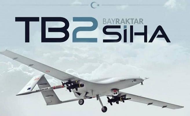 TB2 SİHA deniz kuvvetleri için 'Vira Bismillah' dedi