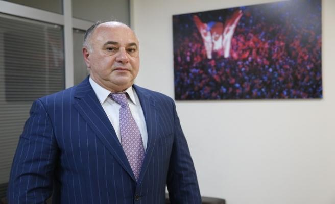 Türkiye'deki Azerbaycanlı İş Adamları Birliği yeniden yapılandı