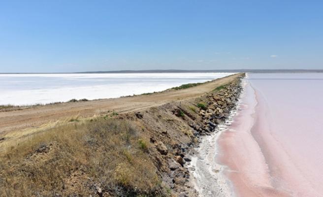 Tuz Gölü atış alanı geçici askeri güvenlik bölgesi ilan edildi