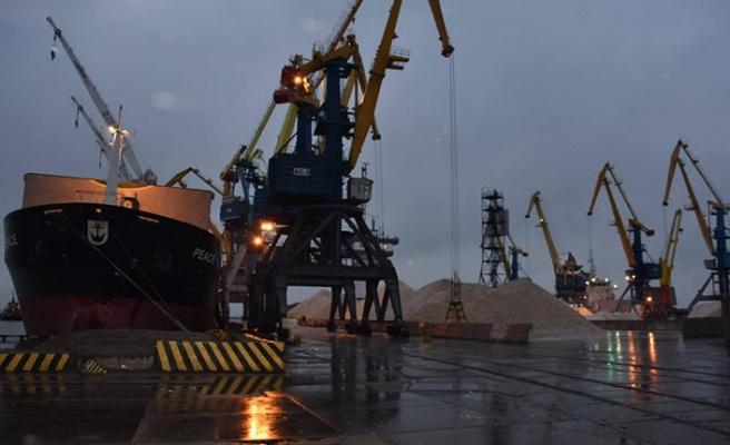 Ukrayna'dan liman açıklaması geldi