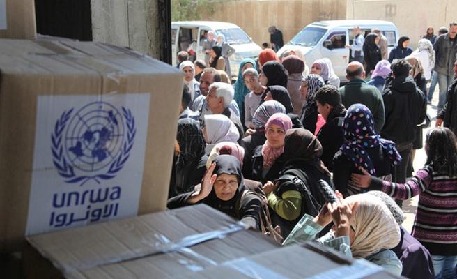 UNRWA 2019 için karamsar