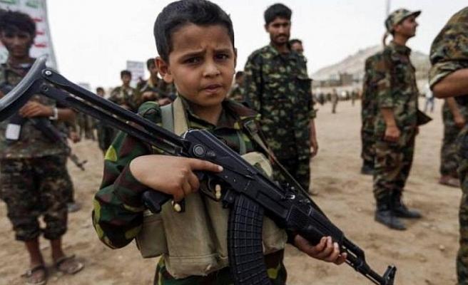 Yemen'de çocuk askerlere karşı yol haritası