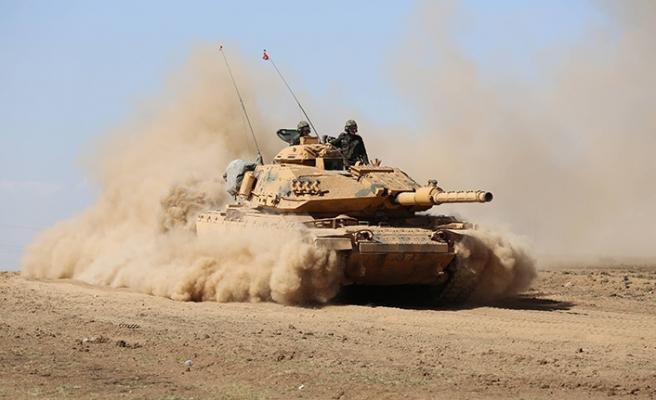 Yunanistan, Türk tanklarından korktu