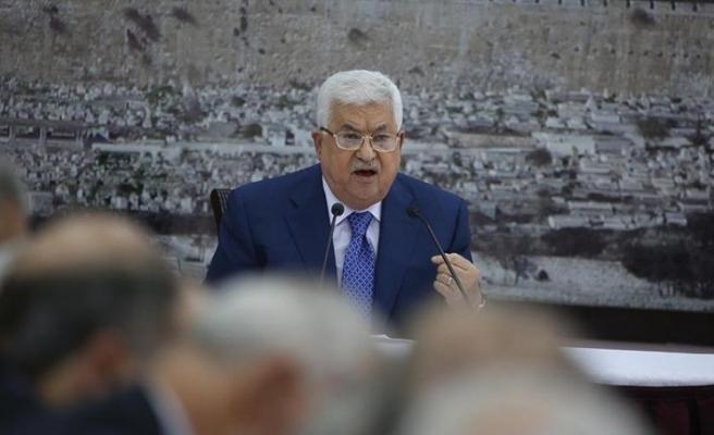 Abbas: Yüzyılın anlaşmasını asla kabul etmeyeceğiz
