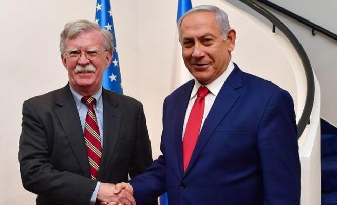ABD'den Suriye'den çekilme kararına ilişkin İsrail'e güvence