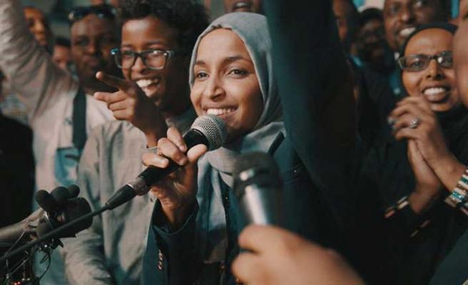 ABD'li Müslüman siyasetçiden dikkat çeken paylaşım