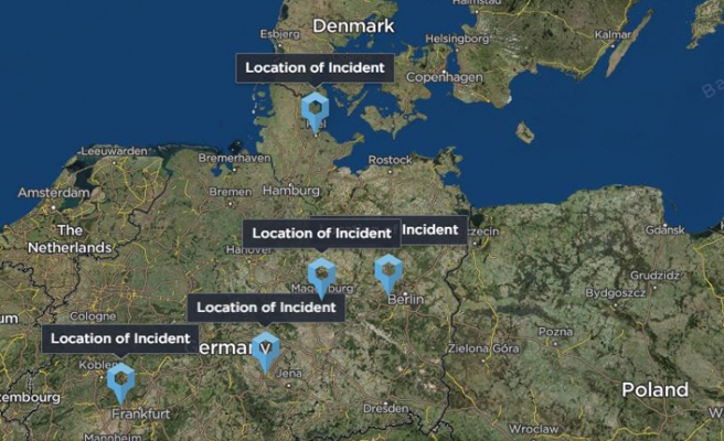 Almanya'da mahkemelere e-postayla bomba ihbarı