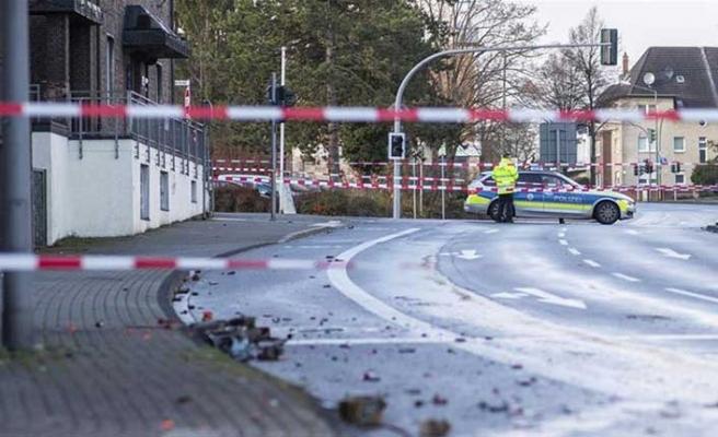 Almanya'da ırkçı saldırı şüphesi