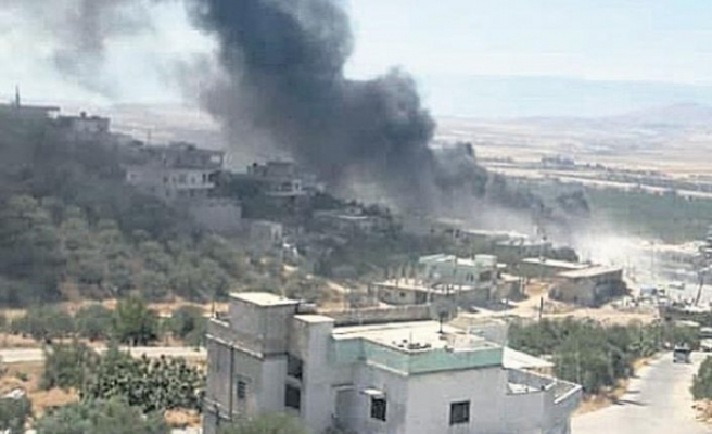 Beyaz Baretliler: Ruslar İdlib'e havadan saldırdı
