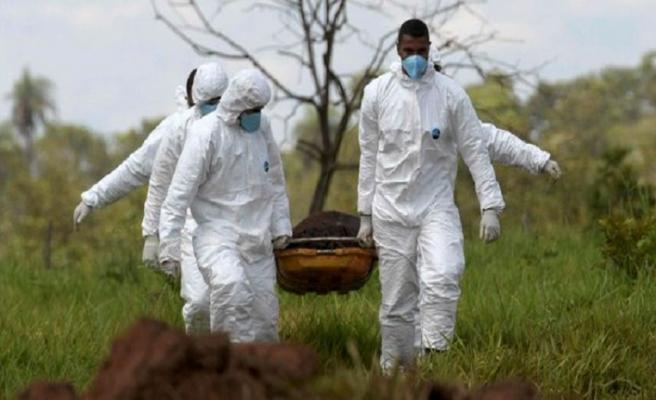 Brezilya'da barajın çökmesi sonucu ölenlerin sayısı 65'e çıktı