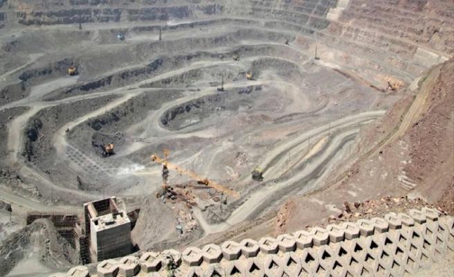 Çin'de maden ocağında göçük