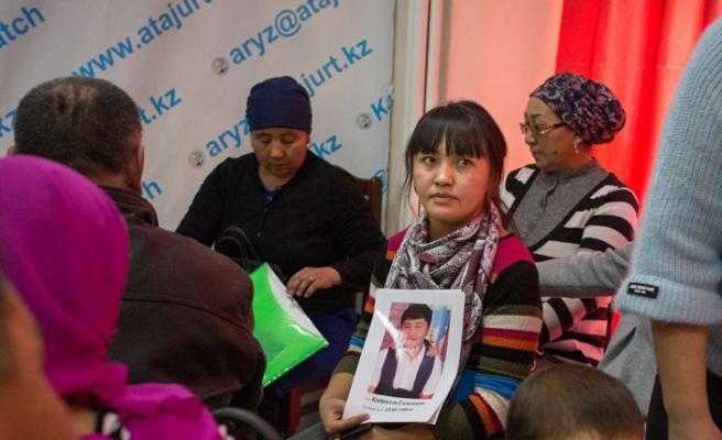 Çin'in yeniden eğitim kamplarındaki Kazaklar serbest kalacak