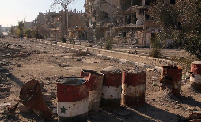 Deyrizor'da bir bölge el değiştirdi