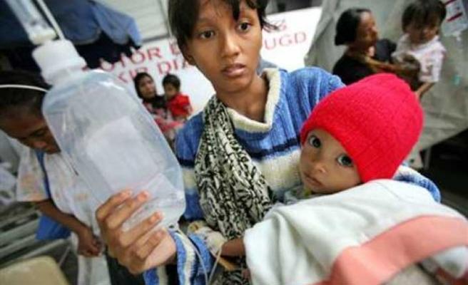 Endonezya'da salgın paniği