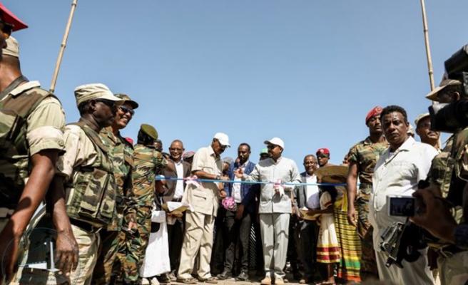 Etiyopya ve Eritre arasında yeni sınır kapısı açıldı