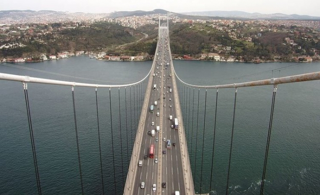 Fatih Sultan Mehmet Köprüsü kamyonetlere açılacak